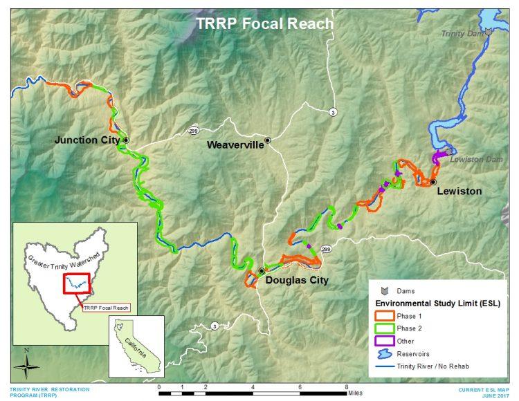 TRRP Restoration Sites